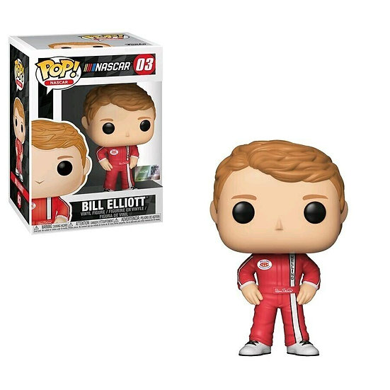 NASCAR - Bill Elliot Pop! Vinyl #03