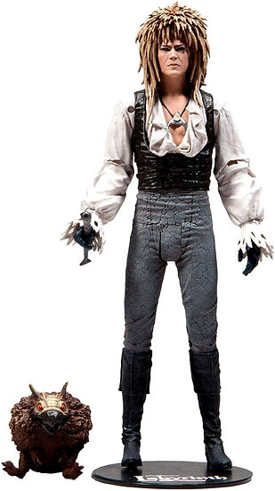 McFarlane Toys Labyrinth Jareth Action Figure #15