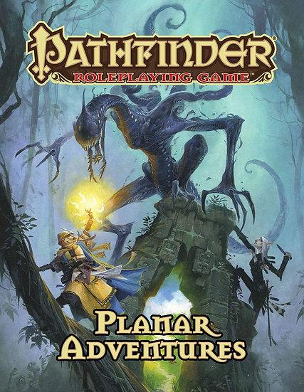 Pathfinder Roleplaying Game: Planar Adventures Hardcover Book