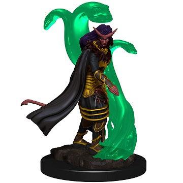 Dungeons & Dragons Premium Figures: Tiefling Female Sorcerer