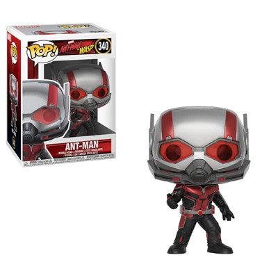 Pop! Marvel Ant-Man and the Wasp Vinyl Bobble-Head Ant-Man #340