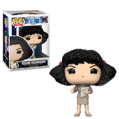 Pop! Television Saturday Night Live Vinyl Figure Roseanne Roseannadanna #05