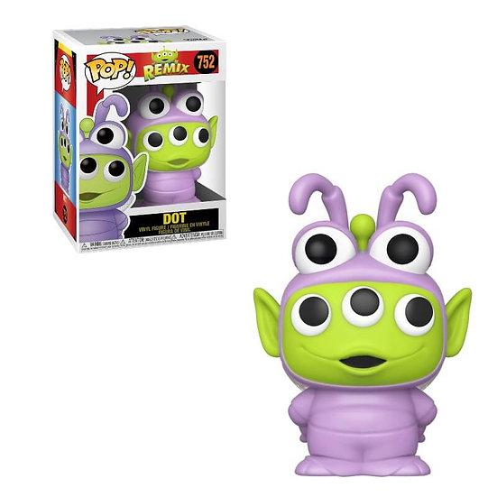Pop! Disney Remix Vinyl Figure Dot (Alien) #752