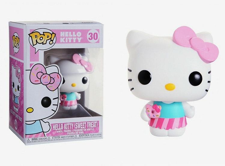 Pop! Sanrio Hello Kitty Vinyl Figure Hello Kitty (Sweet Treat) #30