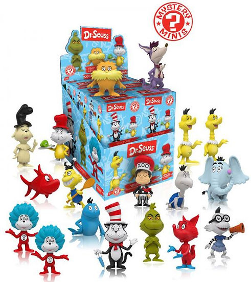 Funko Mystery Minis Dr. Seuss Blind Box