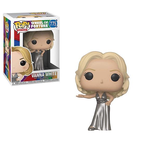 Pop! Television Wheel of Fortune Vinyl Figure Vanna White #775