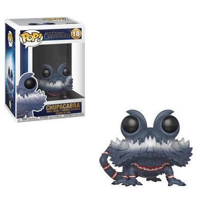Pop! Movies Fantastic Beasts 2 Vinyl Figure Chupacabra #18