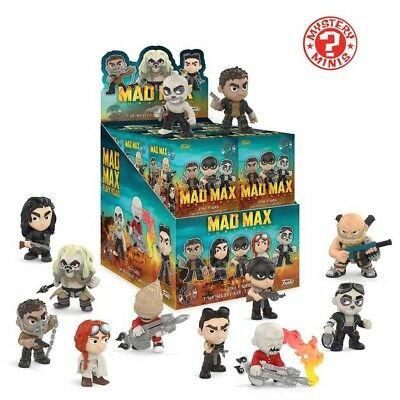 Funko Mystery Minis Mad Max Fury Road Blind Box