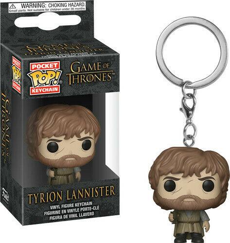 Funko Pocket Pop Keychain Game of Thrones Tyrion Lannister