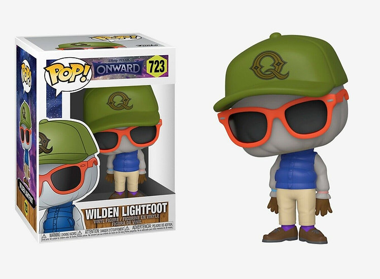 Funko Pop! Disney: Onward - Wilden Lightfoot Vinyl Figure #723