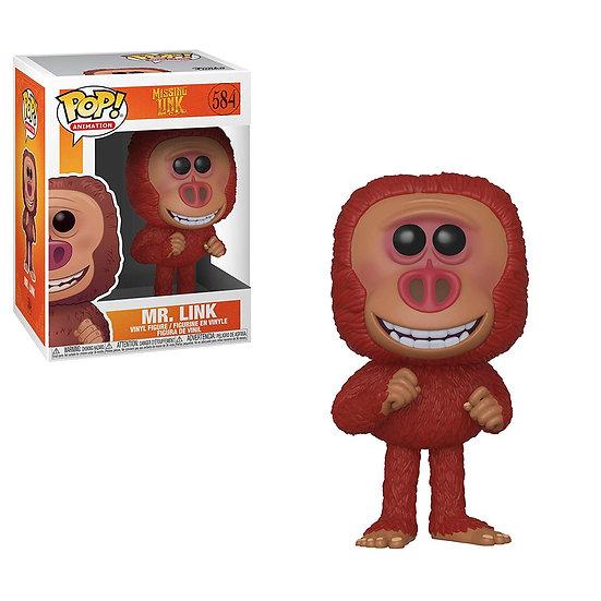 Pop! Animation Missing Link Vinyl Figure Mr. Link #584