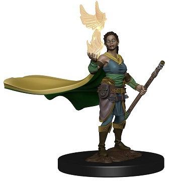 Dungeons & Dragons Premium Figures: Elf Female Druid