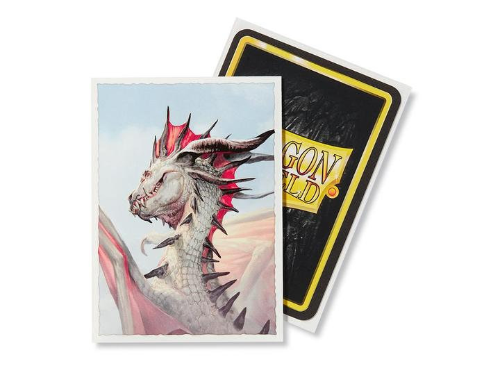 Dragon Shields: Limited Edition Art Sleeves (100ct): Qoll