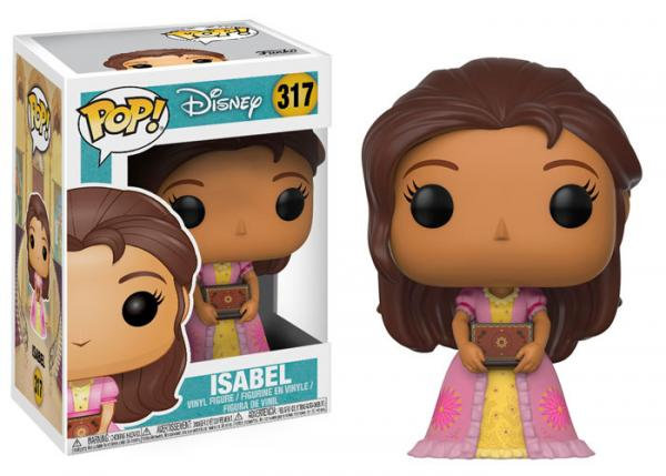 Pop! Disney Elena of Avalor Vinyl Figure Isabel #317 (Vaulted)