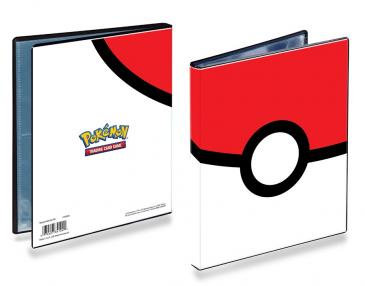 Poké Ball 4-Pocket Portfolio for Pokémon