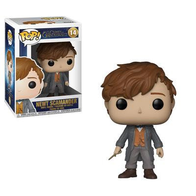 Pop! Movies Fantastic Beasts 2 Vinyl Figure Newt Scamander #14