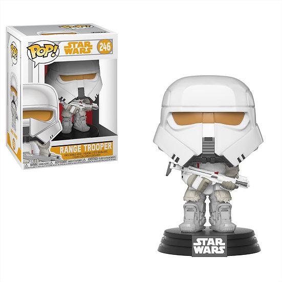 Pop! Star Wars Solo Vinyl Bobble-Head Range Trooper #246