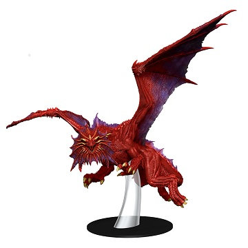 D&D Niv-Mizzet Red Dragon, Icons of the Realms Figure