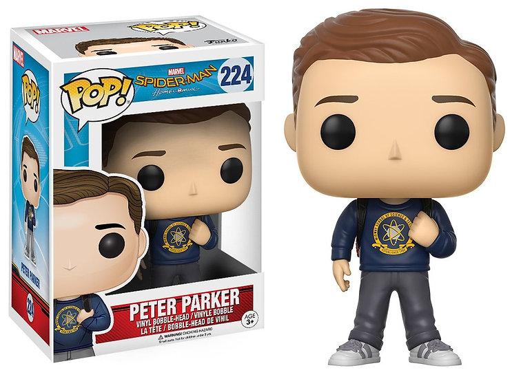 Pop! Marvel Spider-Man Homecoming Vinyl Bobble-Head Peter Parker #224