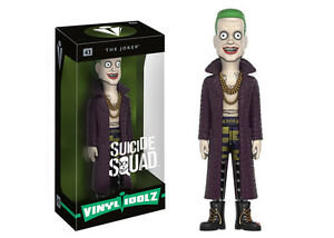 Suicide Squad - The Joker Vinyl Idolz Figure