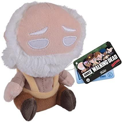 """Funko Mopeez Walking Dead Hershel Toy Soft Plush Figure 6"""""""