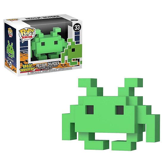 Pop! 8-Bit Space Invaders Vinyl Figure Medium Invader #33