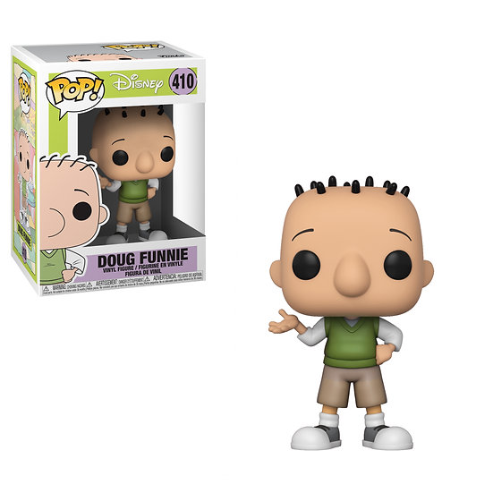 Pop! Disney Doug Vinyl Figure Doug Funnie #410