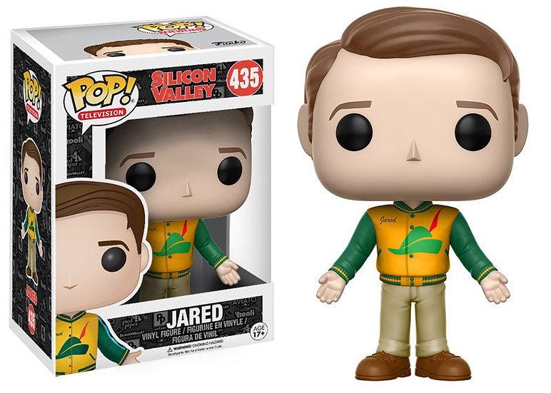 Pop! Television Silicon Valley Vinyl Figure Jared #435 (VAULTED)