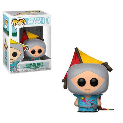 Pop! Television South Park Vinyl Figure Human Kite #19