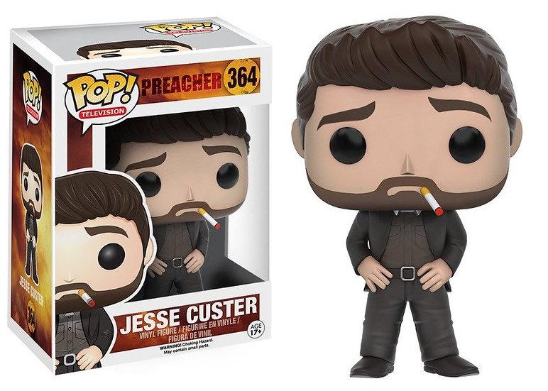 Pop! Television Preacher Vinyl Figure Jesse Custer #364 (Vaulted)