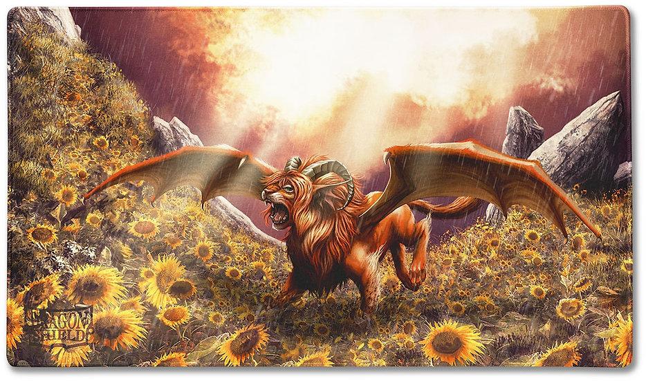 Dragon Shield Playmat Art: Dyrkottr, Last of His Kind