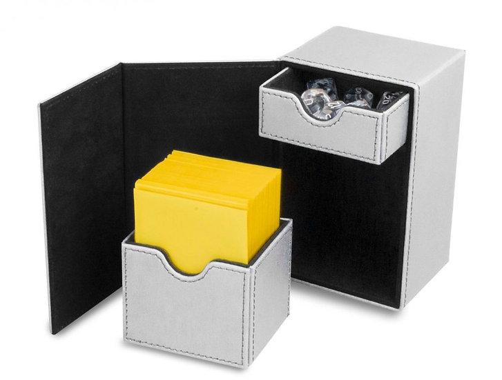 BCW Deck Vault - LX - 80 - White
