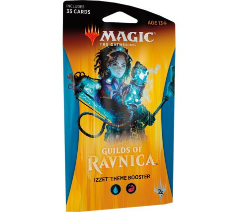 Guilds of Ravnica Theme Boosters Izzet
