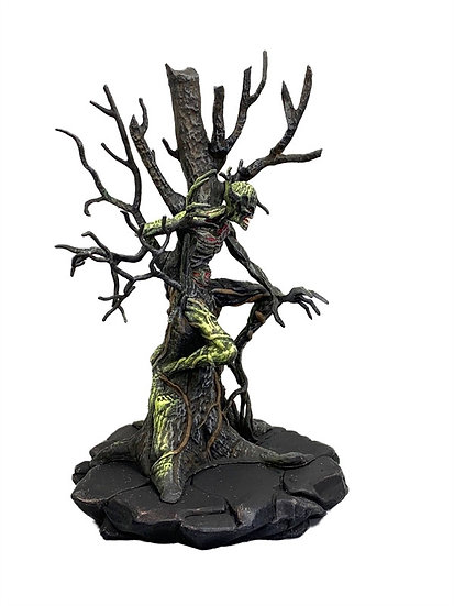 Iron Maiden: Legacy of the Beast - Fear of the Dark Eddie - 1/24 Statue