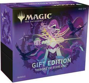MTG Throne of Eldraine Bundle Holiday Gift Edition