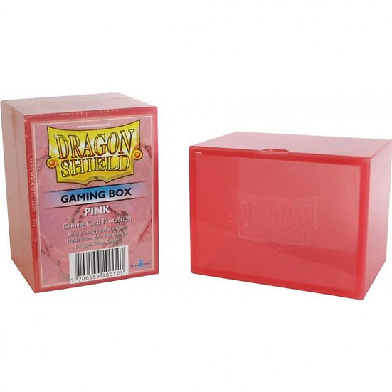 Dragon Shield: Gaming Box: Pink