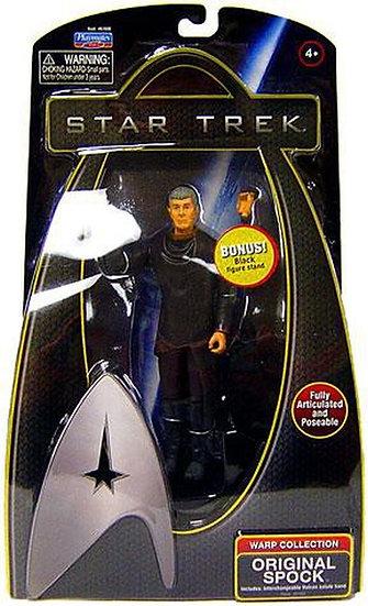 Star Trek 2009 Movie Warp Collection Spock Action Figure [Original]
