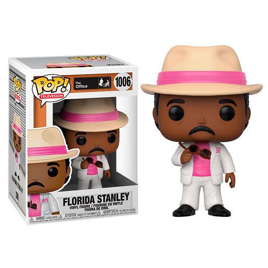 Pop! Television The Office Vinyl Figure Florida Stanley #1006