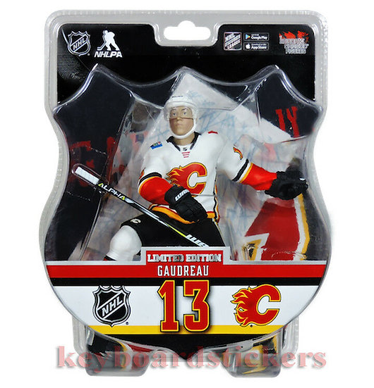 "Limited Edition Import Dragons Johnny Gaudreau 6"" Figure"