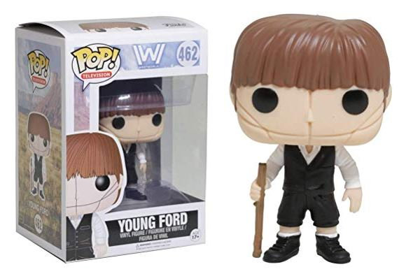 Pop! Television Westworld Vinyl Figure Young Ford #462 (Vaulted)