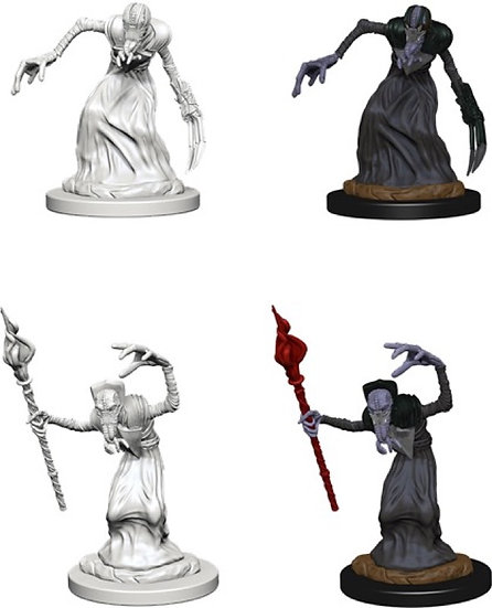 Dungeons & Dragons Nolzur's Marvelous Miniatures: Mind Flayers