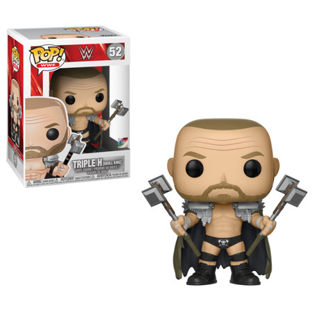 Pop! WWE Vinyl Figure Triple H (Skull King) #52