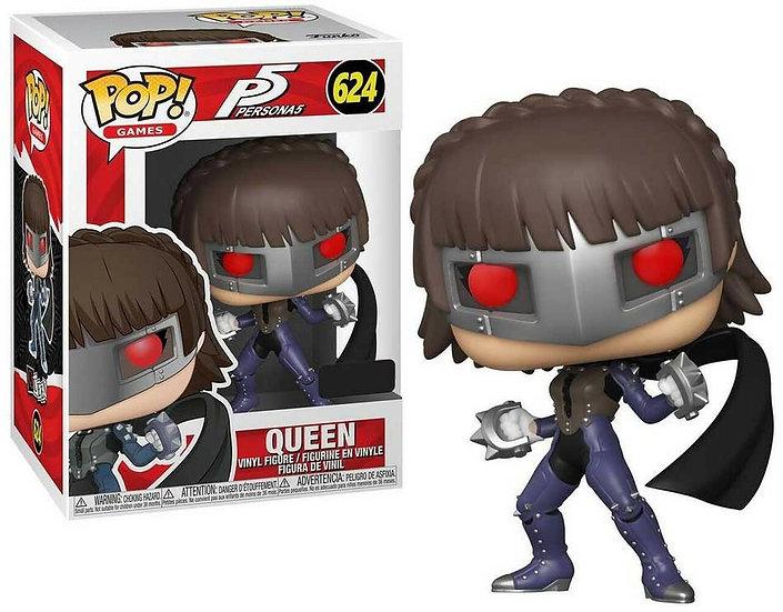 Funko Pop! Games Persona 5 Queen #624 EB Exclusive