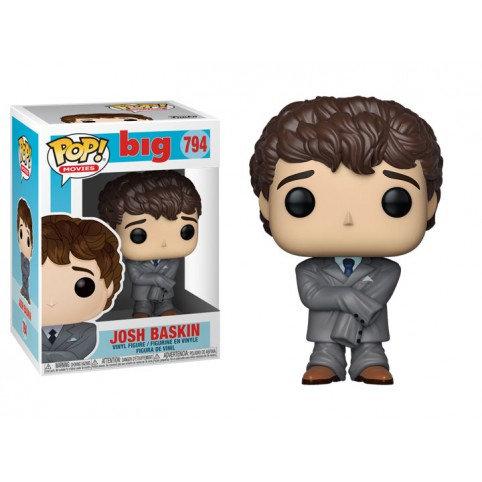 Pop! Movies Big Vinyl Figure Josh Baskin (Suit) #794
