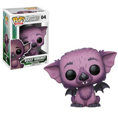 Pop! Monsters Vinyl Figure Bugsy Wingnut #04