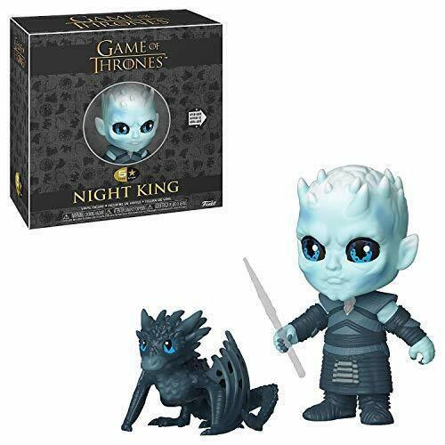 "Game of Thrones - Night King 5 Star 4"" Vinyl Figure"