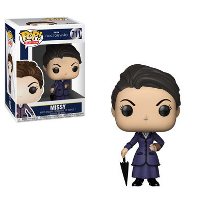 Pop! Television Doctor Who Vinyl Figure Missy #711