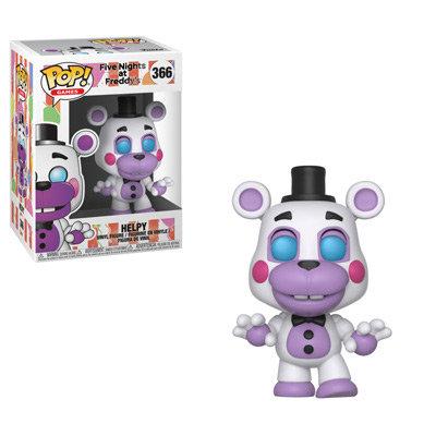 Pop! Games Five Nights at Freddy's Pizza Simulator Vinyl Figure Helpy #366