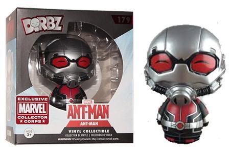 Dorbz Marvel Ant-Man Collector Corps Exclusive Figure