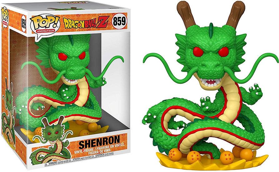 "Pop! Animation Dragon Ball Z Vinyl Figure 10"" Shenron #859"